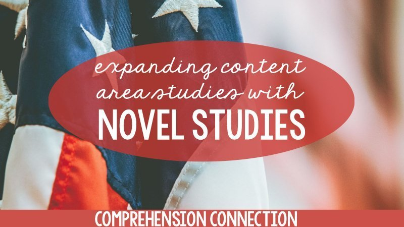 Novel studies are a great way to extend the content area learning AND address reading skills you need to teach too. In this post, I share tips on using novel studies with your students with a special focus on the Magic Treehouse books.