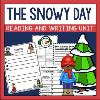 The Snowy Day is Keats' most popular book. Last year, we celebrated it's 50th anniversary. This post includes ways to use The Snowy Day and other in your classroom.