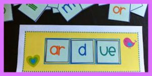 Read more about the article Fresh and Fun Word Work to Help Your Reader Bloom