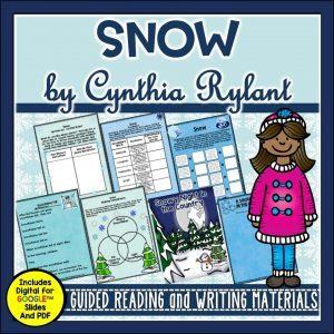 Snow by Cynthia Rylant
