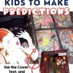 Getting kids to engage in the books they are reading is one key factor in deep comprehension, and that begins with making predictions. I have found in my experience that kids think of predictions as something that you do just before you read. However, it's important to model making and confirming predictions throughout your reading. This post offers mentor texts to help you demonstrate.