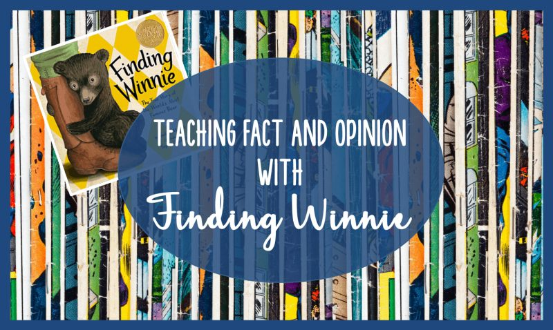 Fact and opinion is an important skills no matter what grade level you teach. In this post, the book, Finding Winnie, is featured as a mentor text for modeling and practicing the skill.