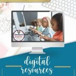If digital resources are new to you and you'd like to use them with your one-to-one devices, this post will help you better understand what's involved. Check it out for a little instructional support.