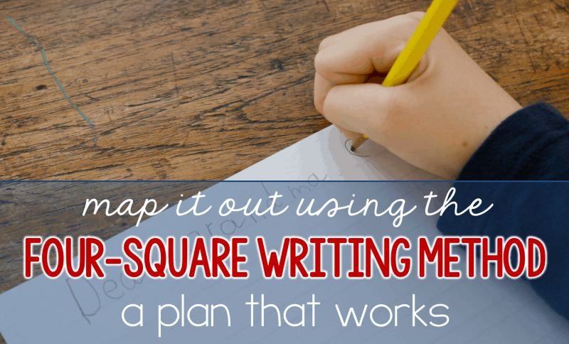 Students often struggle to come up with writing ideas let alone organize them. In this post, I share tips on how using the Four Square Writing Method can help your students organize their ideas and develop well written papers. Check it out to learn more.