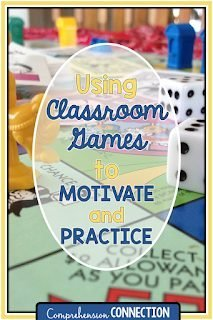 Games are fun and interactive. They help motivate students to become better readers. This post offers five unique game ideas for small group instruction.