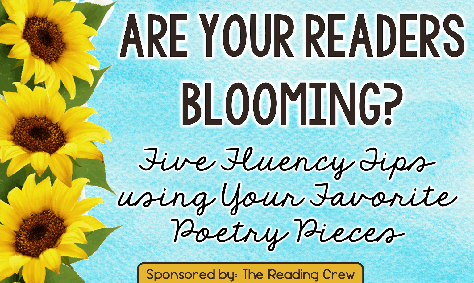 With many grade levels teaching plant concepts, this poetry set is perfect for extending across the curriculum. It includes an original poem, vocabulary cards, and three post reading comprehension activities. Check out this post for information on using poetry to build reading fluency and to download this free resource.