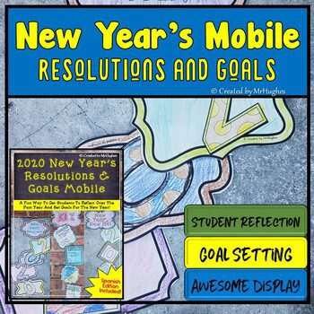 As we start a new year, how about a post that offers a jumpstart on planning. This goal setting post includes all you need for a goal setting theme for your students. Book recommendations, tech integration, goal setting resources, and even a Pinterest board dedicated to a positive new year.