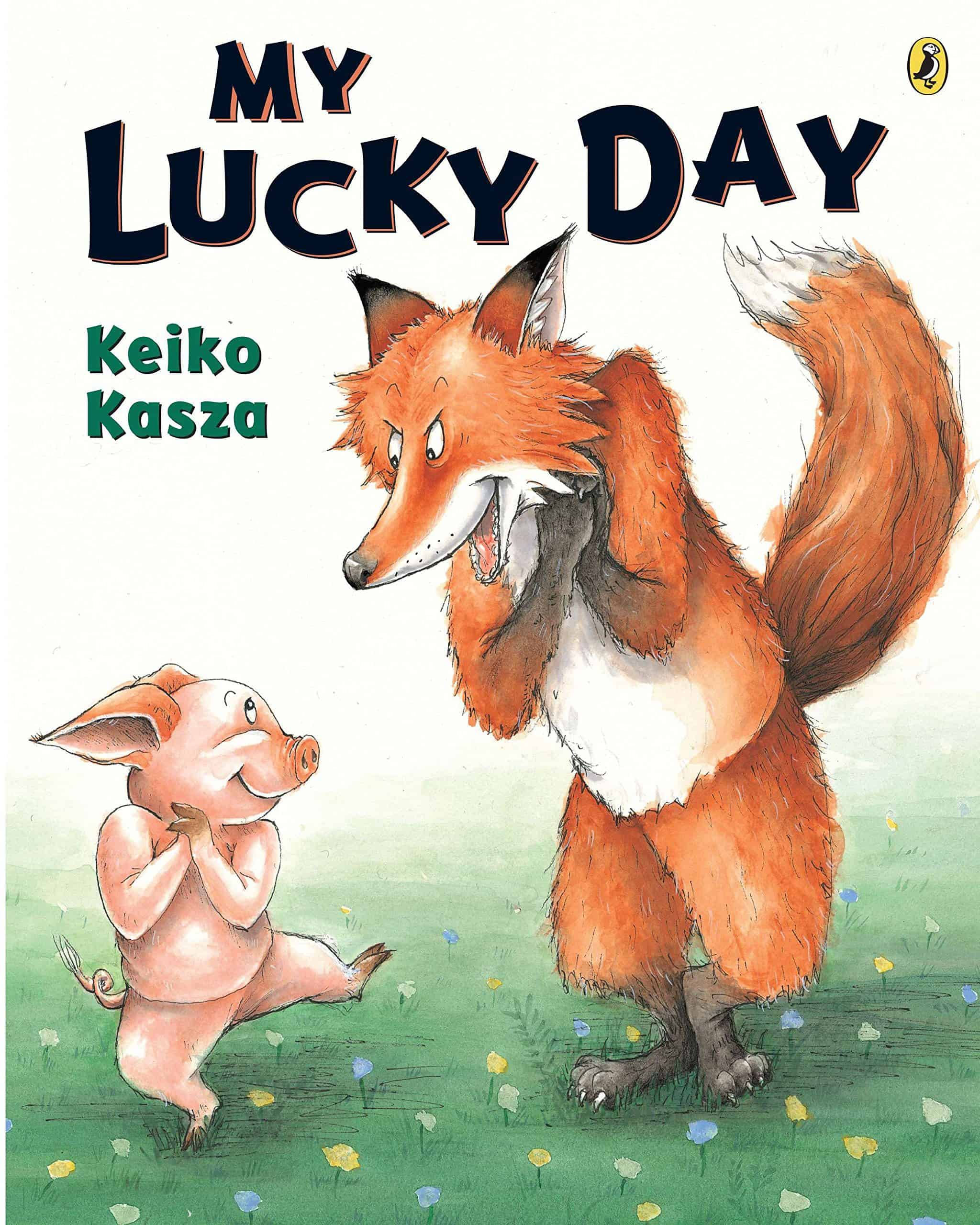 My Lucky Day is a great mentor text for writing Thanksgiving stories. Your students will love the story and enjoy the writing assignment included on the site