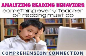 Read more about the article Analyzing Reading Behaviors: a MUST for every Teacher of Reading