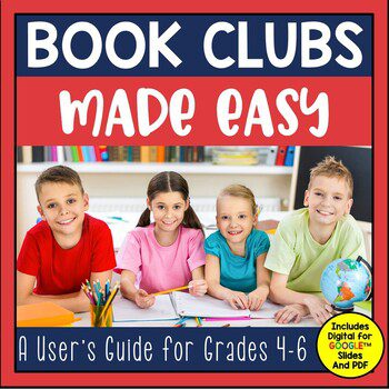 This resources offers discussion options for small groups reading a common book.