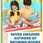 Whether you're gearing up for Read Across America Day or just needing books that rhyme, this post includes a collection of titles and authors who specialize in rhyme. Check it out for a bibliography and other teaching ideas.