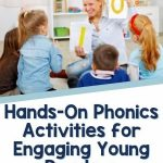 Hands on always means more fun, but sometimes it's tough to come up with activities. Check out this post for hands on phonics ideas you can use with your word study lessons.