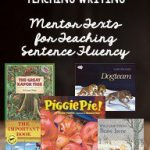 Sentence fluency is one of the six writing traits. In this post, I feature mentor texts that model sentence fluency for your students. Freebies included