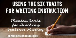 Read more about the article Five of the Best Books to Help You Model Sentence Fluency
