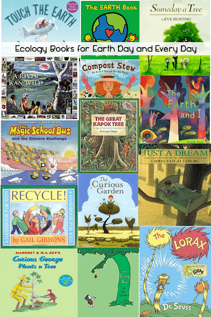 This collection of books are a great start to planning out your Earth Day lessons. This post includes a great collection of FREE RESOURCES, websites, and youtube links to help make planning easy.