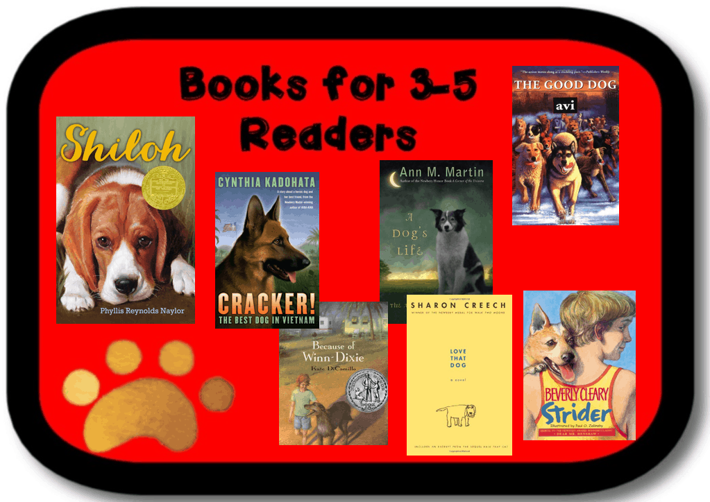Kids love sharing stories about their pets, and in this post, I share teaching ideas for a dog theme as well as LOTS of book recommendations and free resource links.""