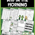 Using your favorite St. Patrick's Day titles as mentor texts helps celebrate the holiday AND teach reading and writing skills. This post includes book recommendations and teaching ideas for St. Patrick's Day titles.