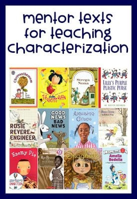 Need titles that work well in the spring? This post offers spring mentor texts for key reading skills.