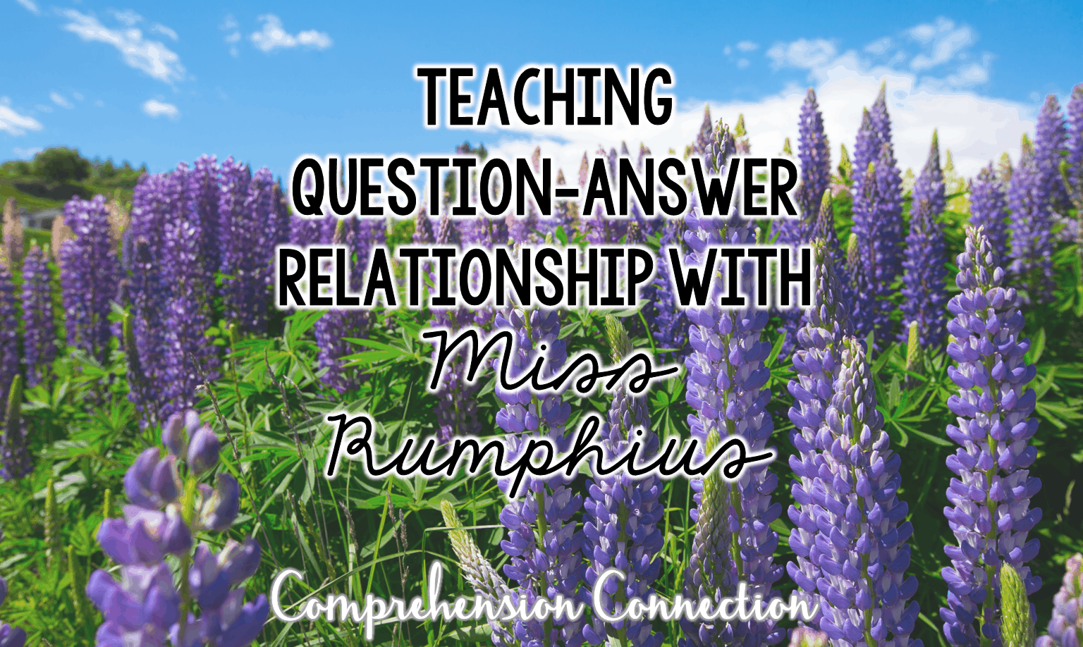 One great strategy for helping students with testing is QAR. QAR stands for Question-Answer Relationship. This post explains it all.