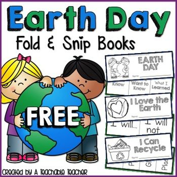 Earth day is important every day, and in this post, I share easy to use activities for Earth day or for your ecology unit.