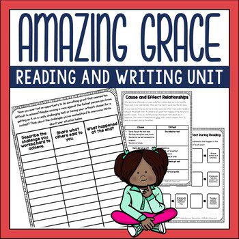 Amazing Grace is a wonderful book about a strong female character. Check out this post for other great titles featuring strong female characters.