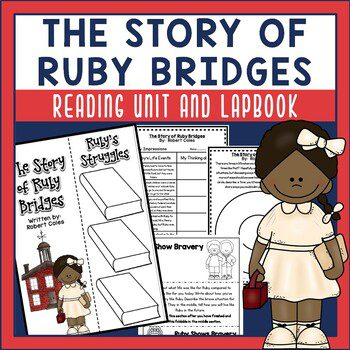 There is no doubt Ruby Bridges is a strong female. This post features The Story of Ruby Bridges along with other great texts about strong females.
