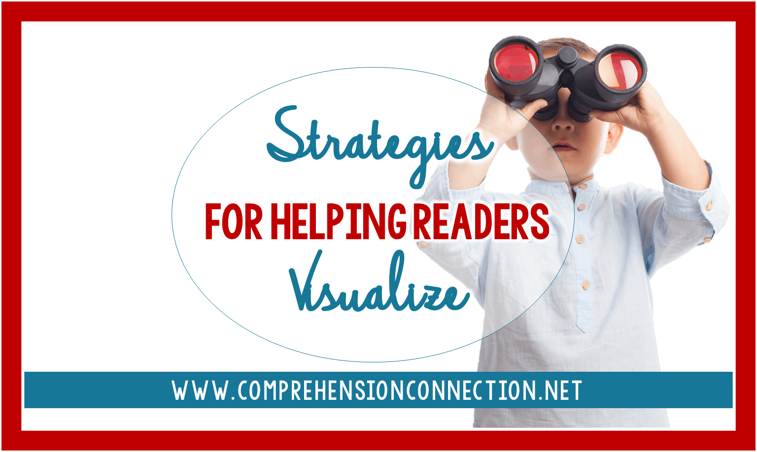 For some readers, visualizing is a challenge. This post includes suggestions using concrete objects to scaffold instruction.