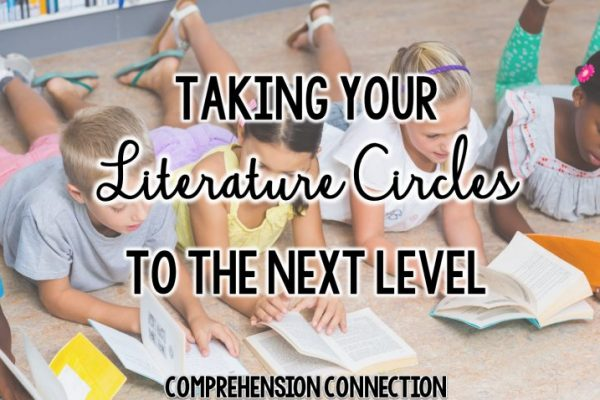 Your literature circles may look different from year to year, but in this post, tips are shared to make planning them easier.