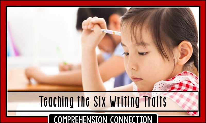 Read more about the article Six Writing Traits for the Primary Grades