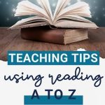 Reading A to Z's projectable feature is an incredible tool for modeling reading strategies at each reading stage. This post includes hot-to tips for many features.