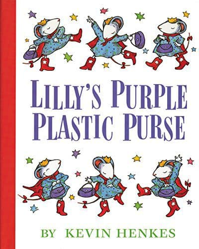Voice is one writing skill that directly connects to reading. Lilly's Purple Plastic Purse  includes fantastic vocabulary and connections for the reader.