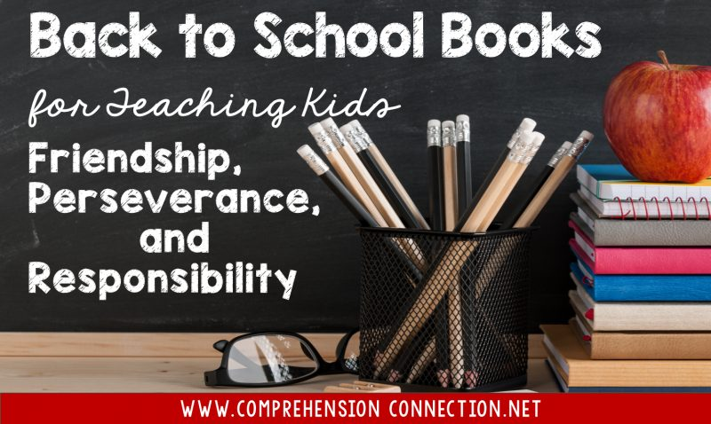 Read more about the article 10+ Books for Back to School that Build Positive Traits