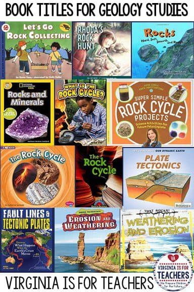 If you teach geology in upper elementary, this post is for you! It includes links to resources and ideas to make planning easy.