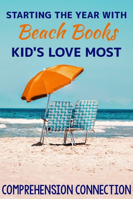 Looking for great beach themed mentor texts? Check out this post for book recommendations and lesson ideas.