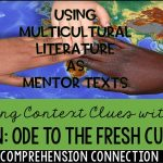 Crown: Ode to the Fresh Cut is a wonderful mentor text for teaching context clues. This post includes a free resource for an easy to use lesson.