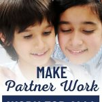 Do you love having your students work with a partner? It's a great way to get your kids collaborating. Check out this post to learn how you can get the most out of partnerships.