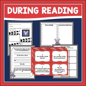 Kevin Henkes is a favorite author for the primary grades. HIs mouse characters are full of spunk. In this post, ideas are shared to use with his most popular books.
