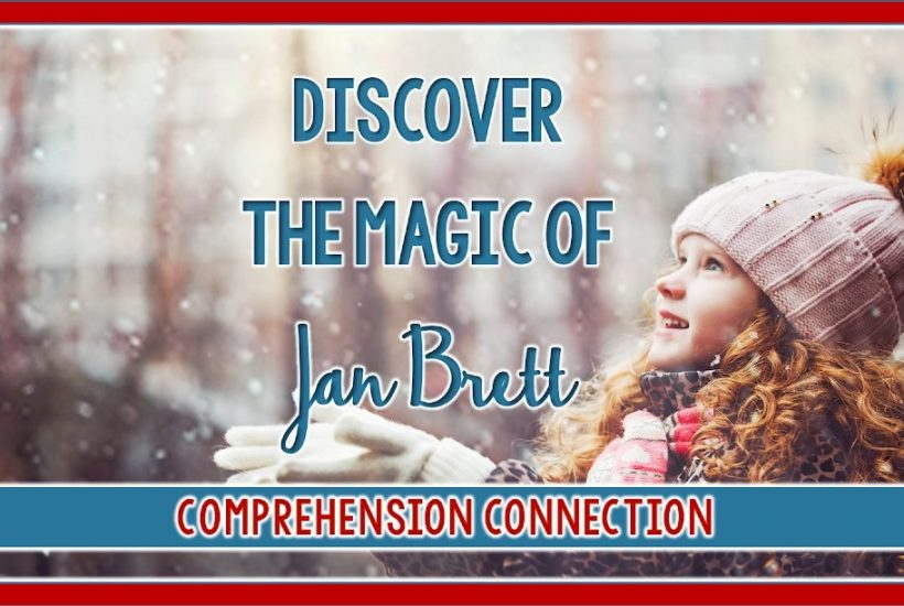 Who loves Jan Brett? Me! I bet you can tell too! Jan Brett's books are a favorite this time of year. Whether you discovered her books while sharing them with your children, have given them as gifts, or used them with teaching reading and writing lessons, you are sure to love them all. This post offers tips and ideas for eleven of her most popular books.