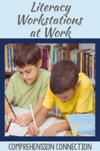 Literacy workstations don't have to give the teacher a migraine. Use these tips to make them easy and purposeful.