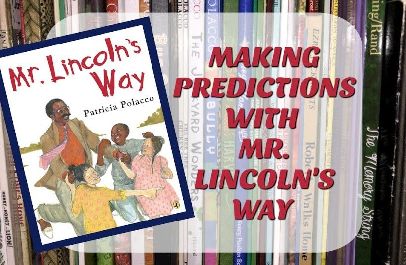 DRTA is a great strategy to utilize in addressing comprehension struggles. It's greatest benefit is engagement. We really want kids engaged in their reading, and DRTA can be used with ANY fictional book. This post explains the process using the book, Mr. Lincoln's Way.