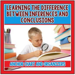 [FREE] Determining the Difference Between Inferences and Conclusions
