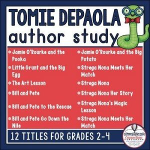 Comparing books with the same main character such as a series is another great idea for making comparisons. Check out this post for lesson ideas and resources.