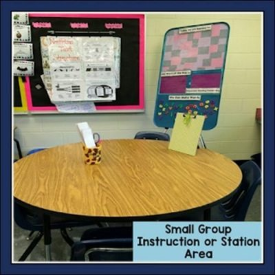 Kids need a space to meet as a group too. This space worked well for tutoring too.