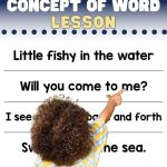 Teaching students to read is so much easier with concept of word poems. Modeling with COW poems helps students make the connection between spoken words and print. This post includes lots of teaching activities you can do with just one poetry set.