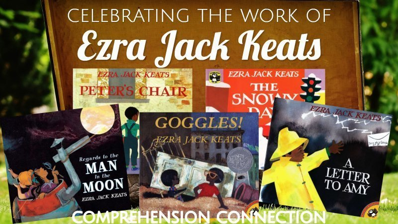 Ezra Jack Keats' books are among the top choices for the primary grades. Every student should get the opportunity to hear and read his books. This post highlights favorites and ways to use them in the classroom.