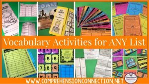 Read more about the article 20+ Ways to Keep Vocabulary Fresh and Fun