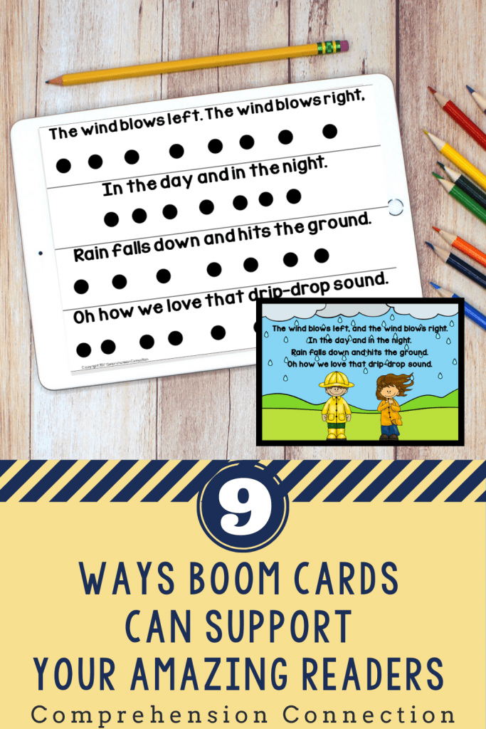 Learn more about Boom Cards in this post demonstrating all of the things you can do on Boom Learning to keep your kids engaged and reading with purpose.