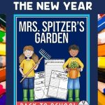 Build classroom responsibility using the book, Mrs. Spitzer's Garden. This free resource comes in digital and pdf.
