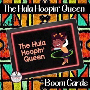 Looking for a diverse book to teach character development and character change? Check out this step by step lesson featuring The Hula Hoopin' Queen.