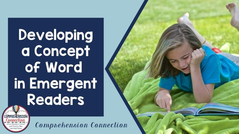 Read more about the article How to Develop a Concept of Word in Emergent Readers